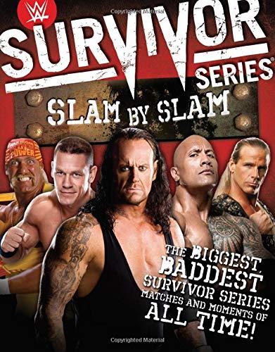 9780545709668: Survivor Series Slam by Slam
