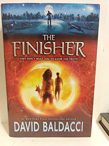 9780545722322: The Finisher
