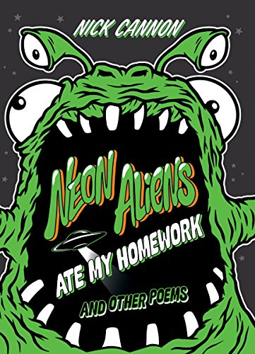 9780545722810: Neon Aliens Ate My Homework: And Other Poems