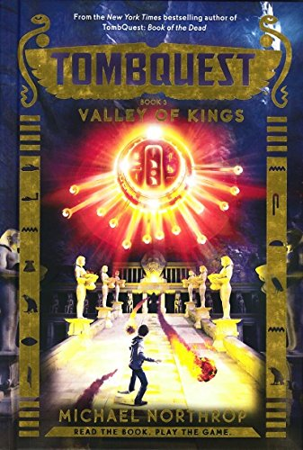 9780545723404: Valley of Kings (Tombquest)