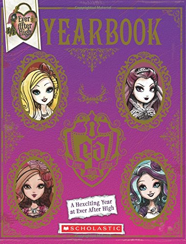 9780545723688: Ever After High - Yearbook