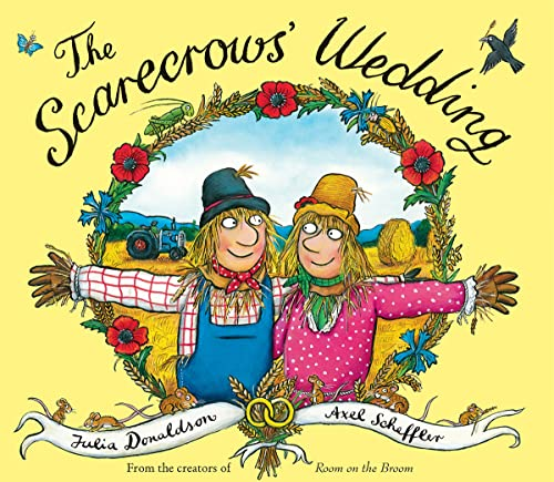 9780545726061: The Scarecrows' Wedding