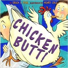 9780545733199: Chicken Butt!