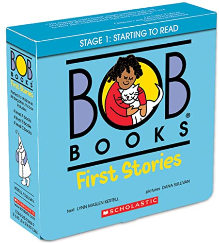 9780545734097: Bob Books: First Stories