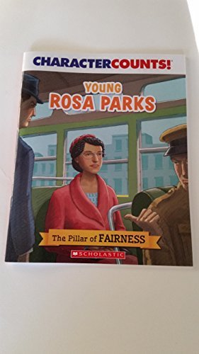 9780545734424: Young Rosa Parks (The Pillar of FAIRNESS)