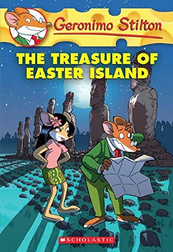 9780545746144: Geronimo Stilton #60: The Treasure of Easter Island