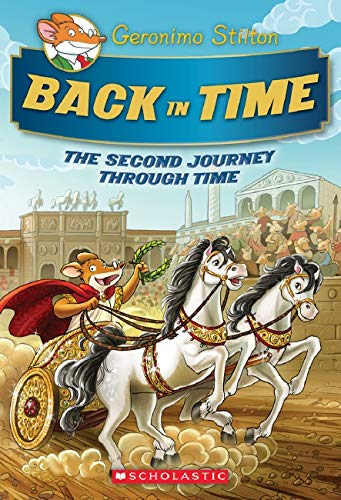 9780545746182: Back in Time: The Second Journey Through Time (Geronimo Stilton Special Edition)