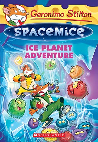 9780545746199: Ice Planet Adventure (Geronimo Stilton Spacemice)