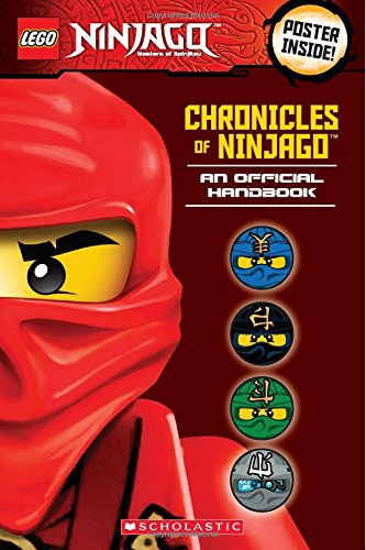 9780545746380: Chronicles of Ninjago: An Official Handbook