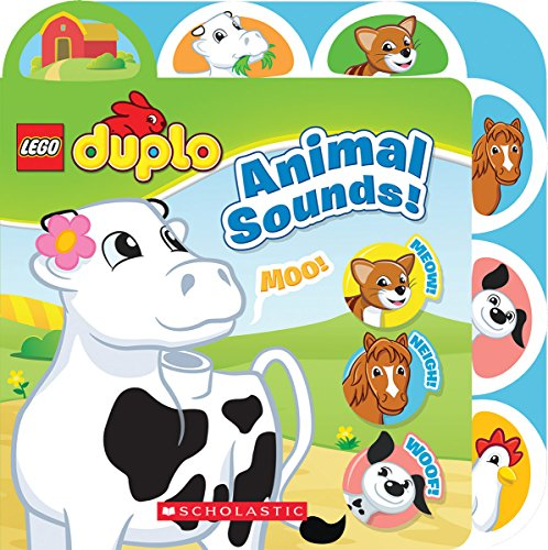 9780545746977: Animal Sounds! (Lego Duplo)