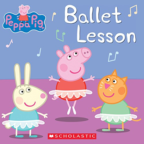 9780545747752: Ballet Lesson (Peppa Pig)