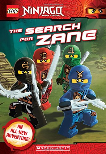 9780545750547: The Search for Zane (LEGO Ninjago: Chapter Book)