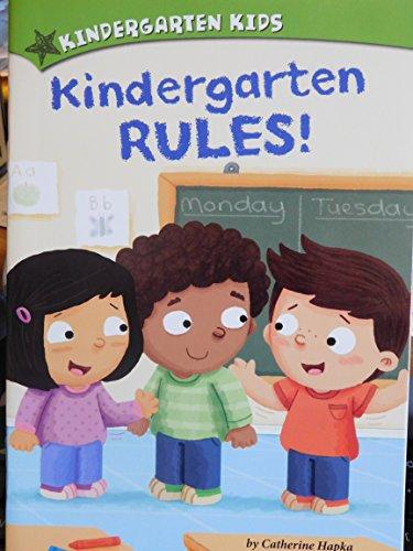 9780545758406: Kindergarten Rules!