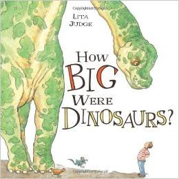 9780545765855: How Big Were Dinosaurs?