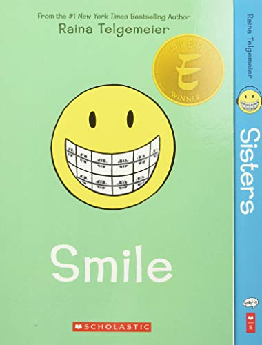 9780545766388: Smile and Sisters: The Box Set