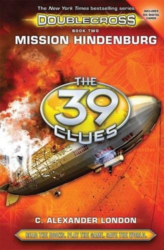 9780545767439: Mission Hindenburg (The 39 Clues: Doublecross, Book 2)