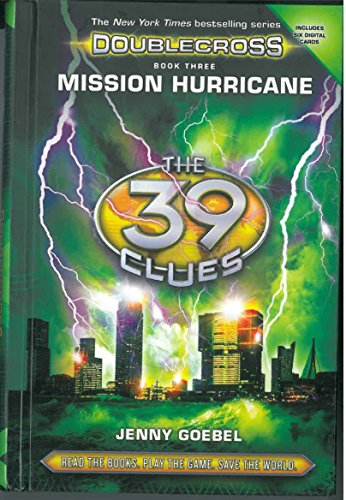 9780545767484: Mission Hurricane (The 39 Clues: Doublecross, Book 3)