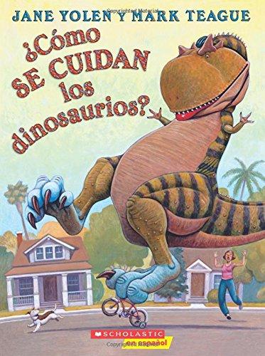 Como Se Cuidan Los Dinosaurios? / How Do Dinosaurs Stay Safe?