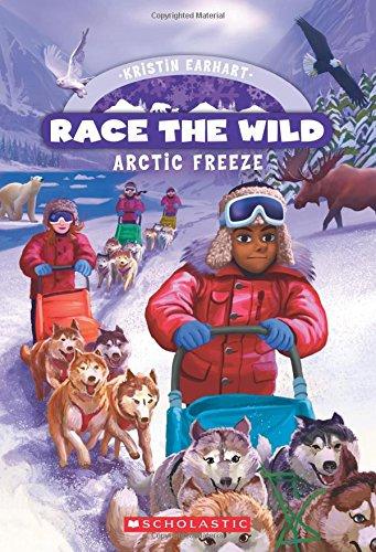 9780545773553: Arctic Freeze (Race the Wild #3)