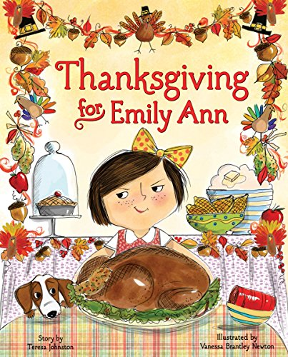 9780545773706: Thanksgiving for Emily Ann