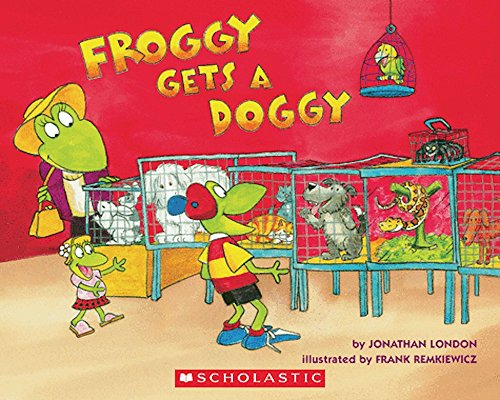 9780545775182: Froggy Gets A Doggy