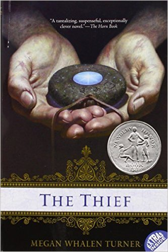 9780545775809: The Thief