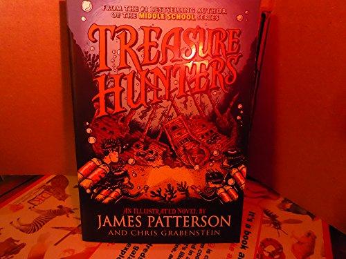 9780545780353: Treasure Hunters {Illustrated Novel]