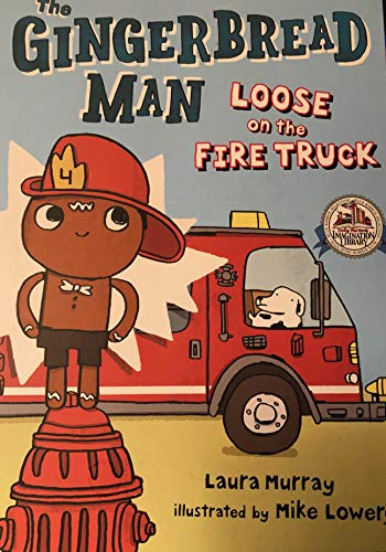 9780545782470: The Gingerbread Man Loose on the Fire Truck