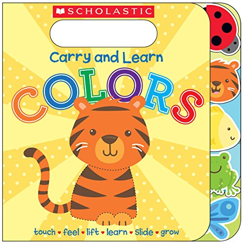 9780545783859: Carry and Learn Colors