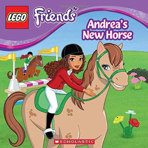 9780545783910: LEGO Friends: Andrea's New Horse