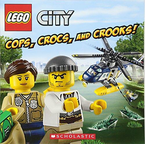 9780545785259: Lego City: Cops, Crocs, and Crooks!