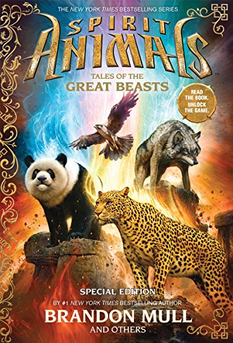 9780545787093: Spirit Animals: Special Edition: Tales of the Great Beasts - Library Edition