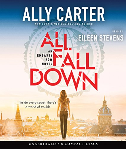 9780545787666: All Fall Down (Embassy Row, Book 1)