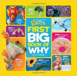 9780545787802: National Geographic Kids First Big Book of Why (National Geographic Little Kids First Big Books)