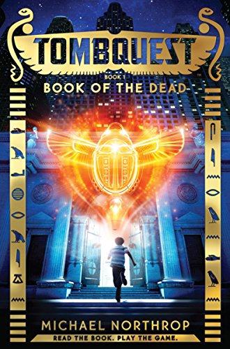 9780545788403: Book of the Dead (TombQuest, Book 1)