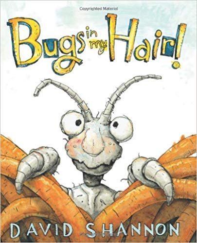 9780545788588: Bugs in My Hair