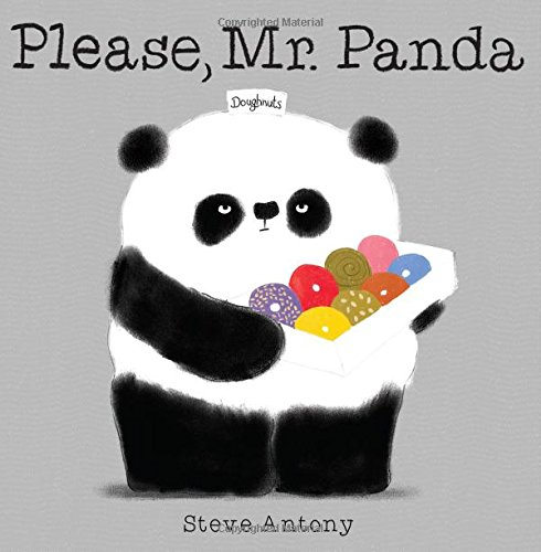 9780545788922: Please, Mr. Panda