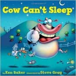 9780545789431: Cow Can't Sleep