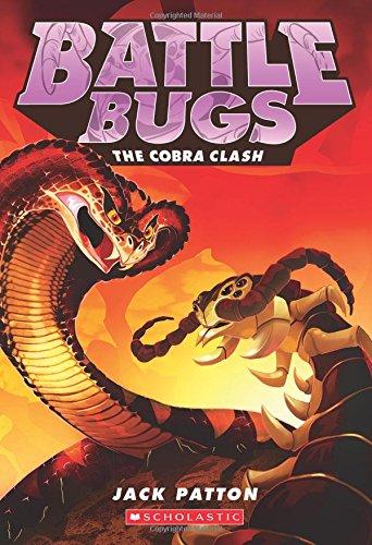 9780545791243: The Cobra Clash (Battle Bugs #5)