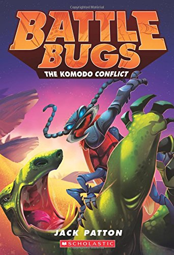 9780545791489: The Komodo Conflict (Battle Bugs #6)