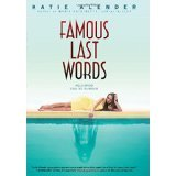 9780545791816: Famous Last Words By Katie Alender (Paperback)