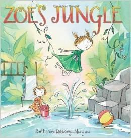 9780545791830: Zoe's Jungle
