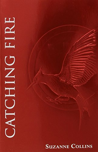 9780545791885: Catching Fire (The Second Book of The Hunger Games): Foil Edition