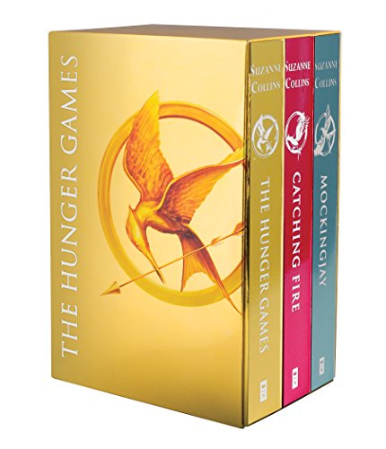 9780545791915: The Hunger Games Box Set: Foil Edition