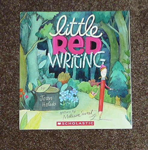 9780545793421: Little Red Writing