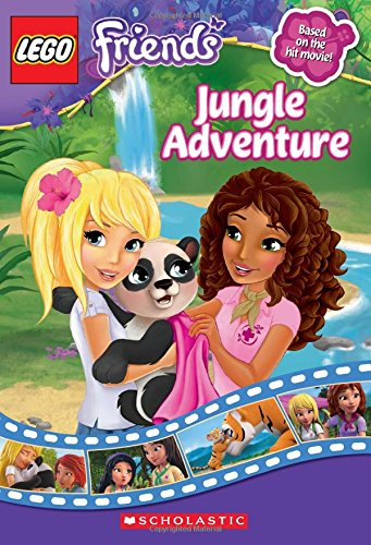 9780545794107: Lego Friends: Jungle Adventure (Chapter Book #6) (Lego Friends Chapter Books)