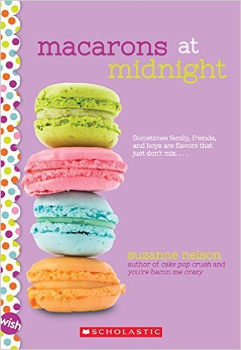 9780545794725: Macarons at Midnight