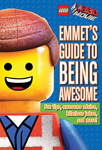 9780545795326: Emmet's Guide to Being Awesome (Lego: the Lego Movie)