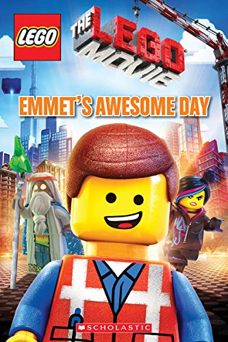 9780545795395: Lego the Lego Movie: Emmet's Awesome Day (Scholastic Readers: Lego)