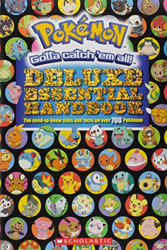 9780545795661: Pokémon Deluxe Essential Handbook: The Need-to-Know Stats and Facts on Over 700 Pokémon